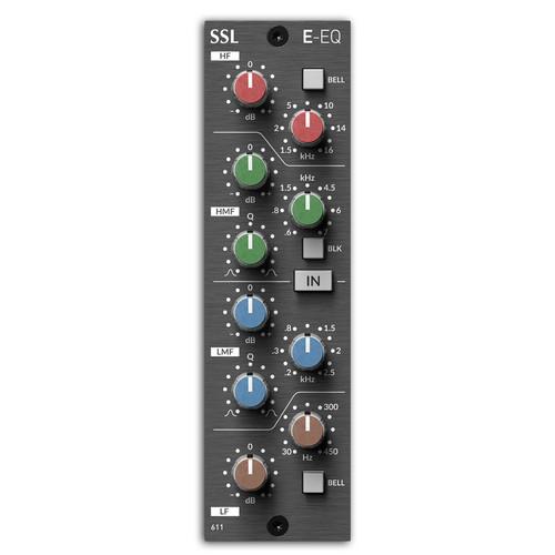 Solid State Logic E-Series EQ