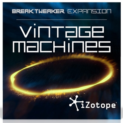 Izotope BreakTweaker Sound Library