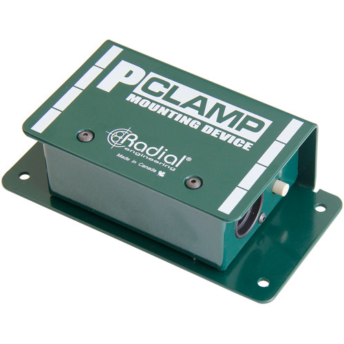 Radial P-Clamp