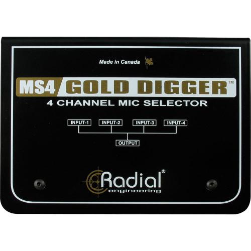 Radial Gold Digger