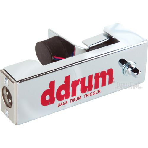Ddrum Chrome Elite Bass Drum Trigger