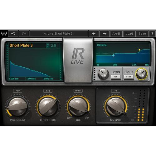 Waves IR-Live
