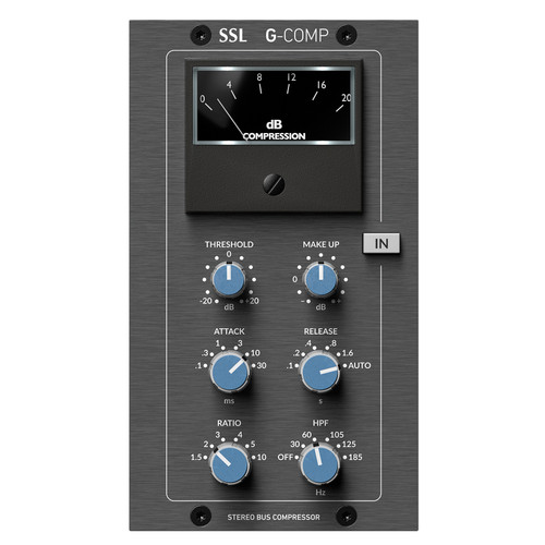 Solid State Logic Stereo Bus Compressor
