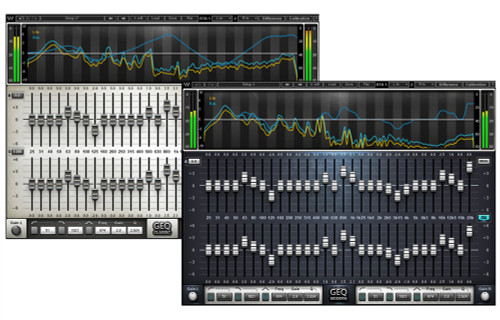 Waves GEQ 30-Band Graphic Equalizer Plug-In