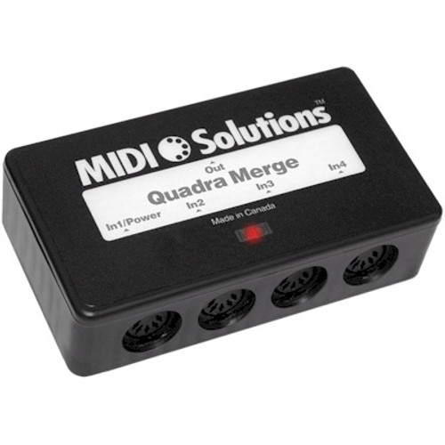 MIDI Solutions Quadra