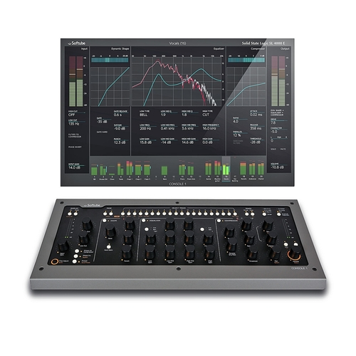 Softube Console 1 MKII Hardware/ Mixer on