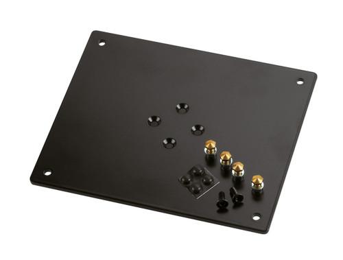 K&M Bearing Plate - 420x380mm