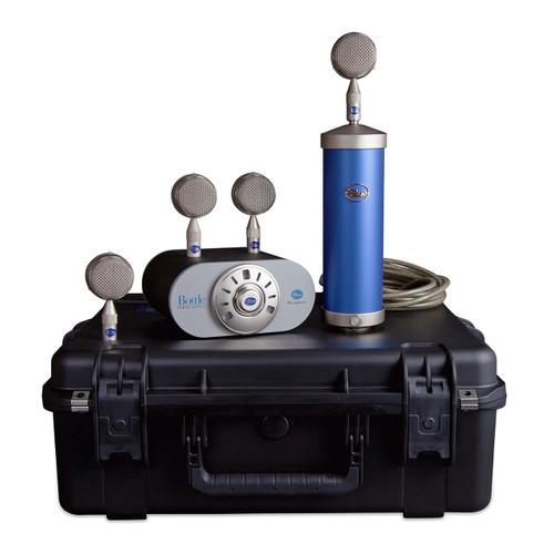 Blue Microphones Bottle Mic Locker