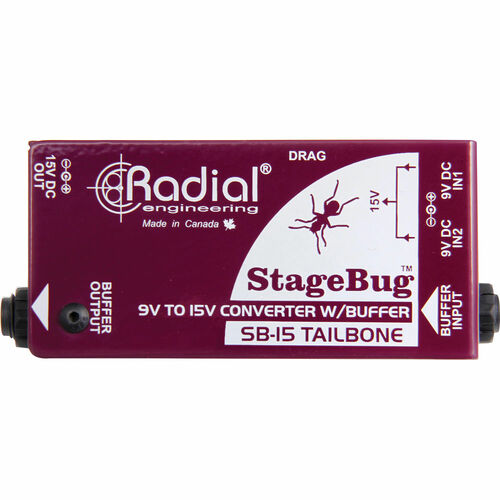 Radial StageBug SB-15