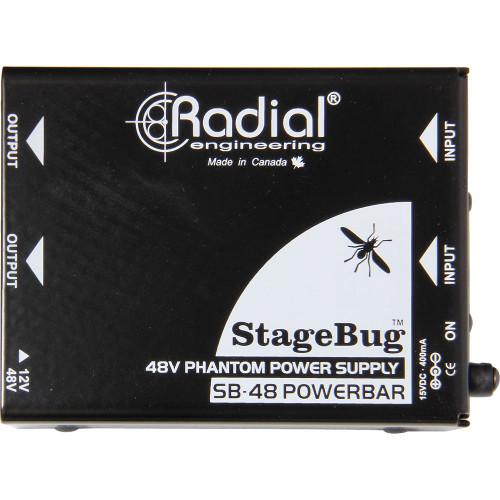 Radial StageBug SB-48