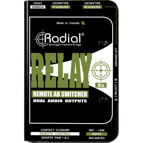 Radial Relay Xo
