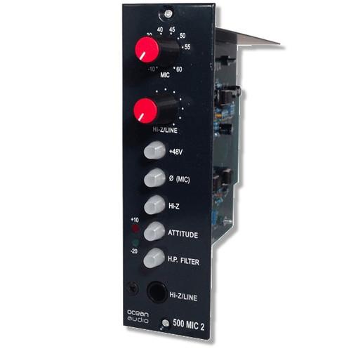 Ocean Audio 500 Mic Pre 2
