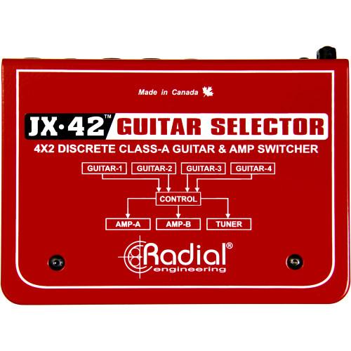 Radial JX42