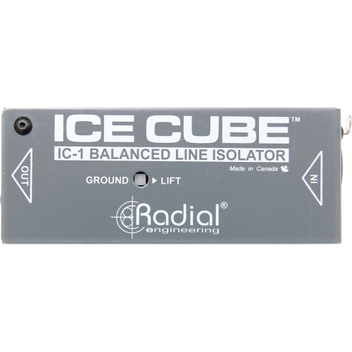 Radial Ice Cube