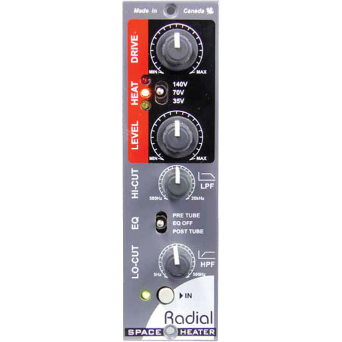 Radial Space Heater