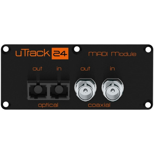 Cymatic Audio uTrack24 MADI