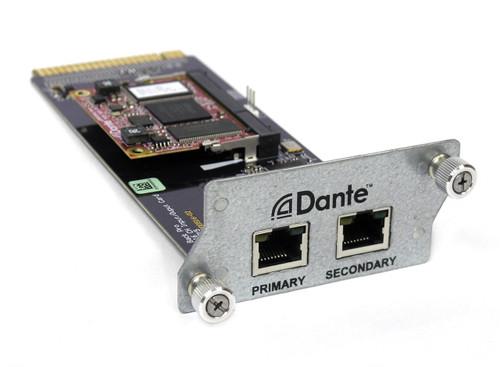 Hear Technologies Dante Card