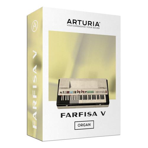 Arturia Jup-8 V Synthesizer Software   FrontEndAudio com