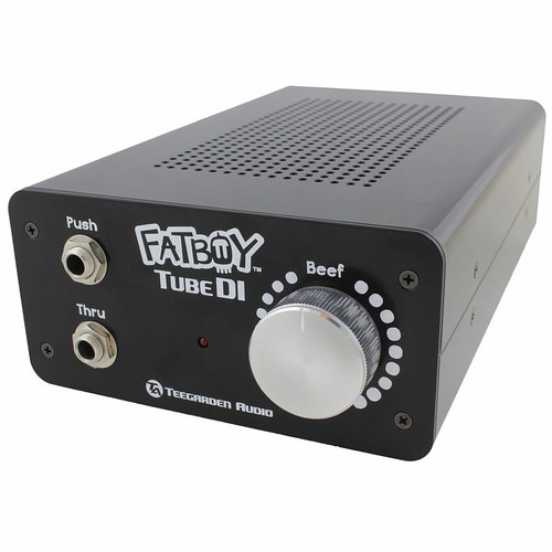 Teegarden Audio Fatboy