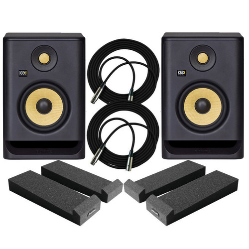KRK RP5 Monitors Package