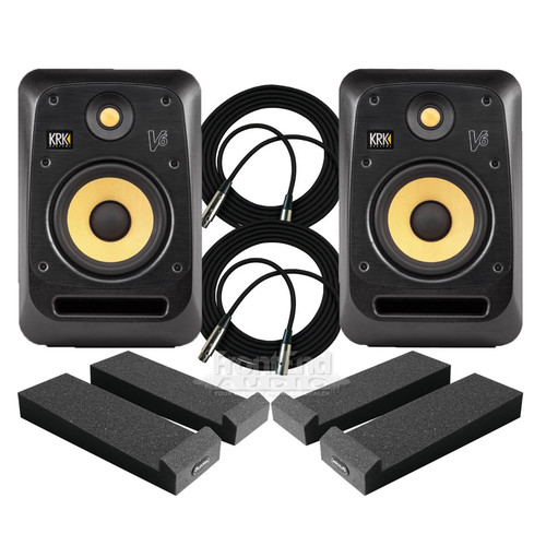 KRK V6S4 Monitors Package