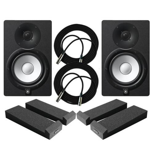 Yamaha HS7 Monitors Package