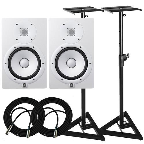 Yamaha HS8 Monitors Package