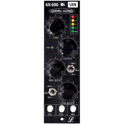Lindell Audio 6X-500VIN