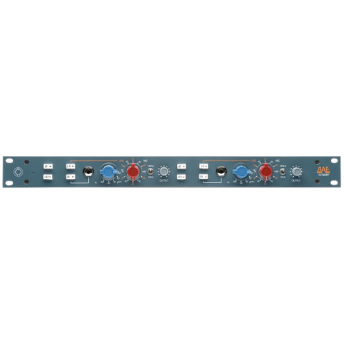 BAE 1073MPF Dual Preamp (Without PSU)