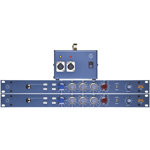 BAE 1023 1023 Stereo Bundle
