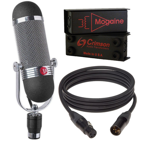 AEA R84 Ribbon Microphone Bundle
