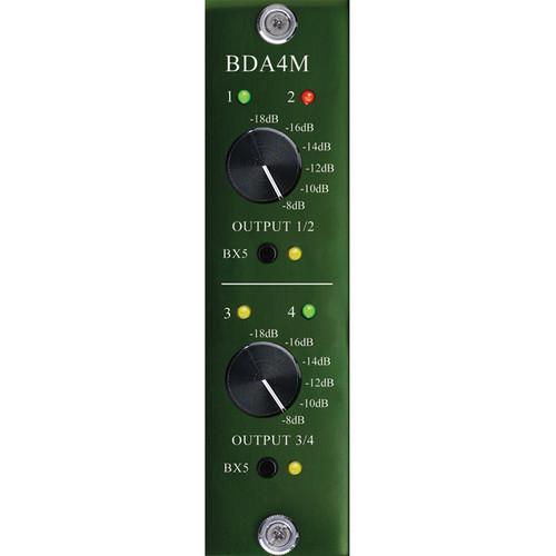 Burl Audio BDA4M