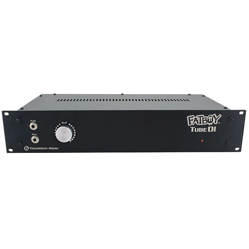 Teegarden Audio Fatboy Rackmount Tube Direct Box