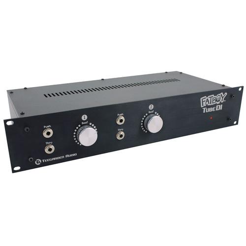 Teegarden Audio Fatboy Stereo Rackmount