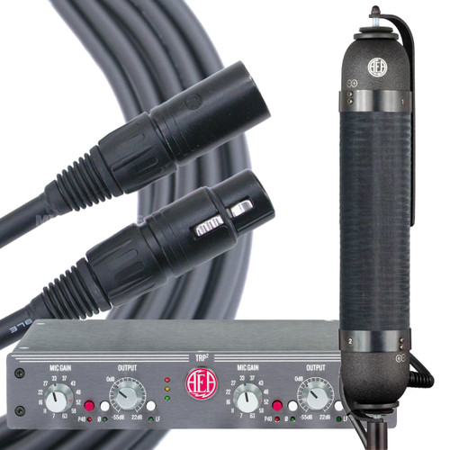 AEA R88  & TRP2 Stereo Package