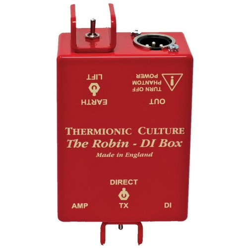 Thermionic Culture Robin