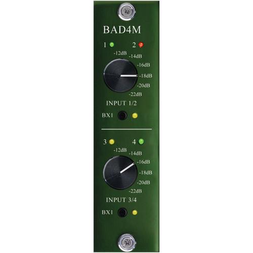 Burl Audio BAD4M