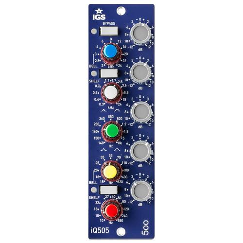 IGS iQ505