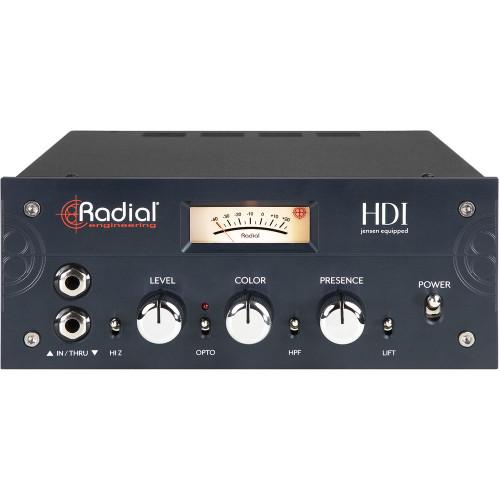 Radial HDI