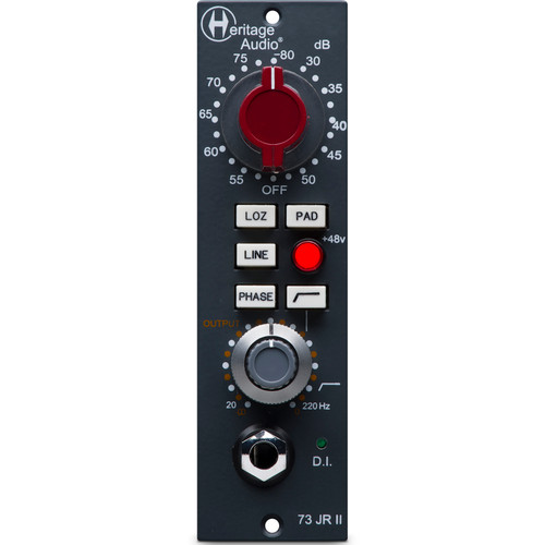 Heritage Audio 73JR II