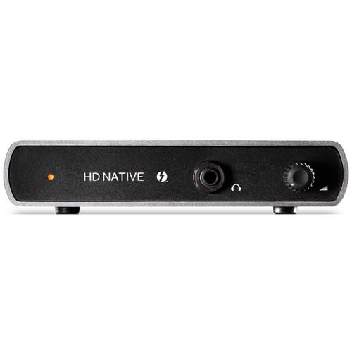 Avid Pro Tools HD Native