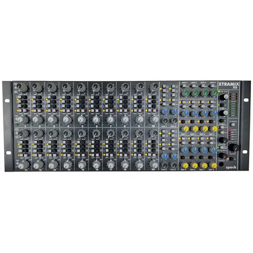 Speck Electronics Xtramix X6