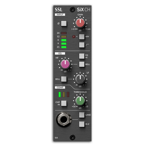 Solid State Logic SiX Channel