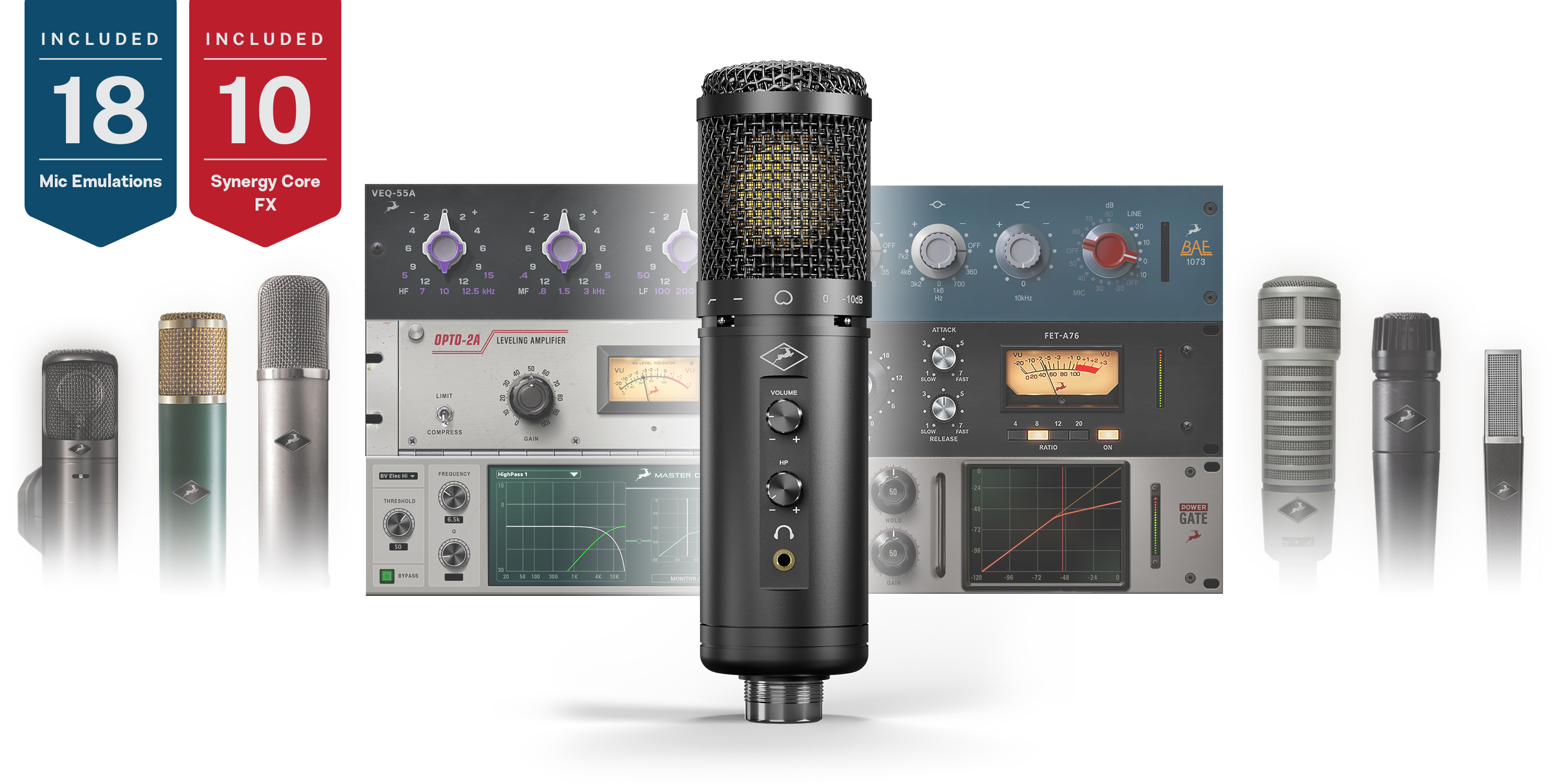 Antelope Axino Synergy Core Recording System