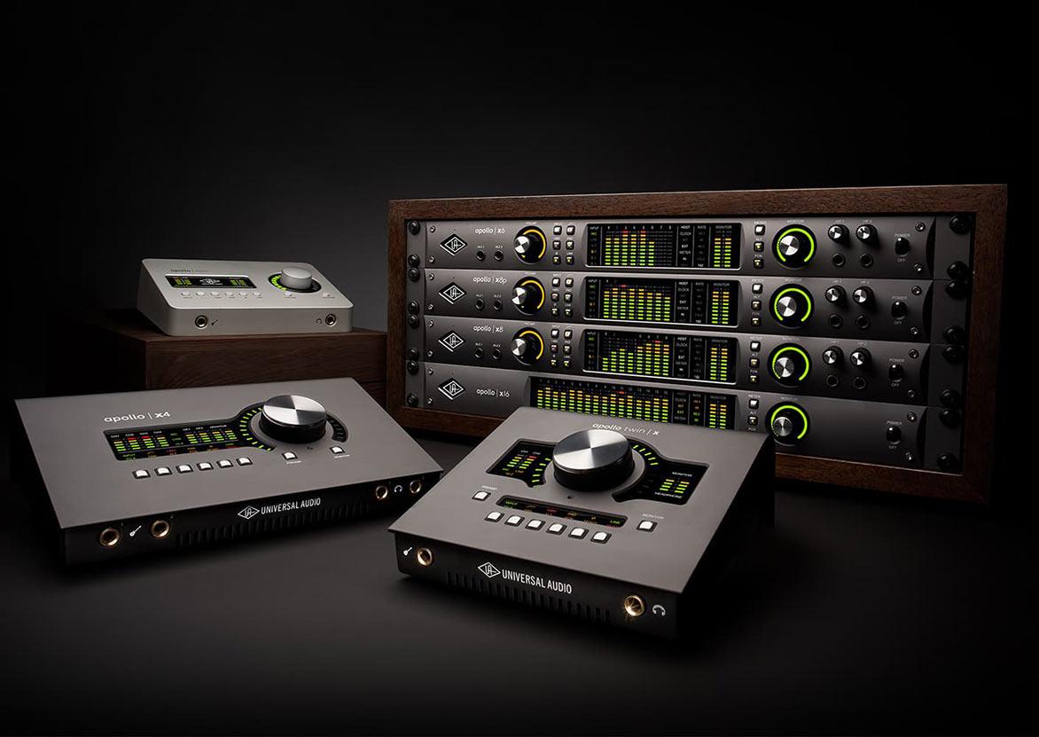The Universal Audio Apollo Heritage Edition has been announced