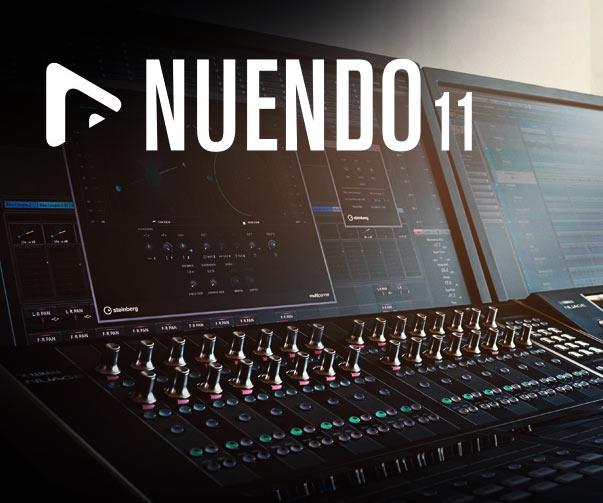 Steinberg Nuendo 11 Released!