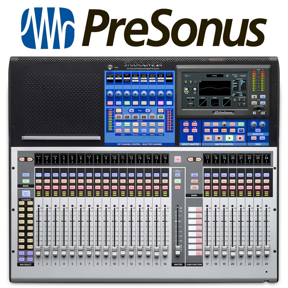 Presonus StudioLive Trade-in/Upgrade Program