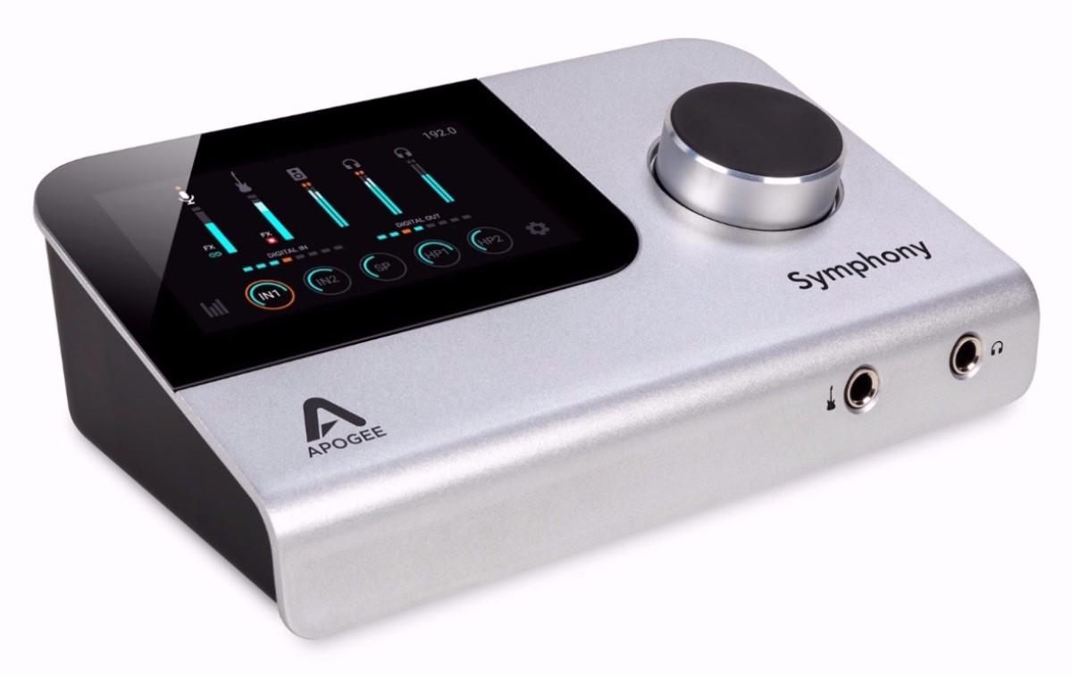 Apogee Symphony Desktop Audio Interface COMING SOON!
