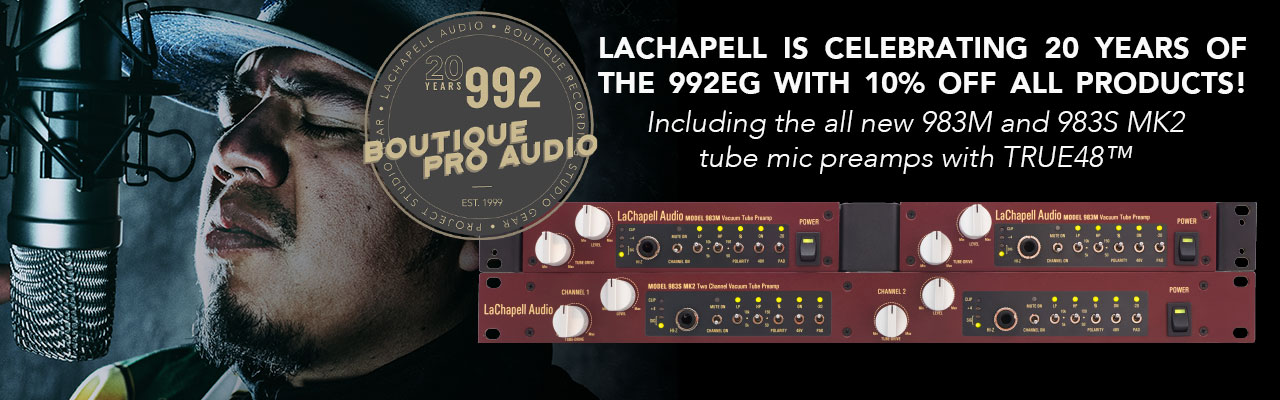 LaChapell Audio