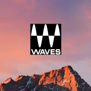 Waves Plug-ins (V9 6) and Software Applications now fully compatible